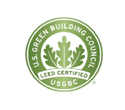 Leed Certificated
