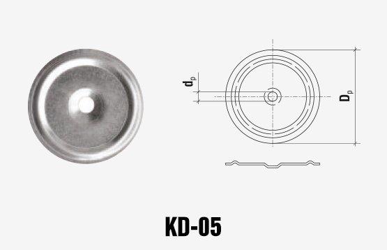 KD - Metal Raptet